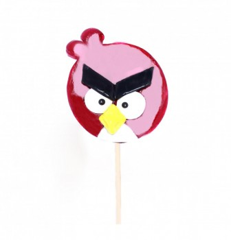 "Льодяник ""Red Angry Bird"" #1"