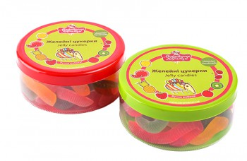 Желейні цукерки 200г #1