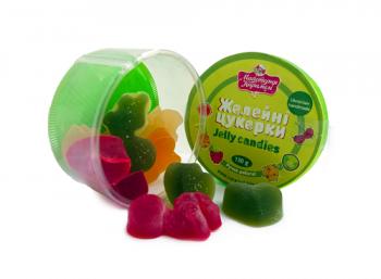 Желейні цукерки 130 г. #1