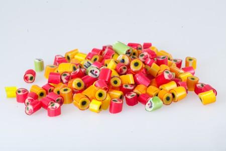 Секрети барвників, які роблять наші цукерки яскравими. #1
